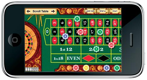 Real Money Roulette Bj And Slots With Iphone Android Tablet And